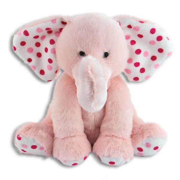 BABY ELEPHANT - PINK - JEN'S KIDS BOUTIQUE