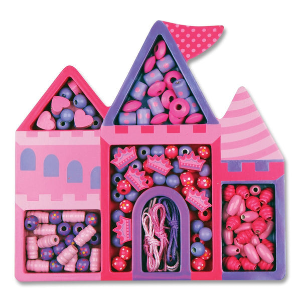 STEPHEN JOSEPH Bead Boutique Princess/Castle Jewelry Making Kit - JEN'S KIDS BOUTIQUE