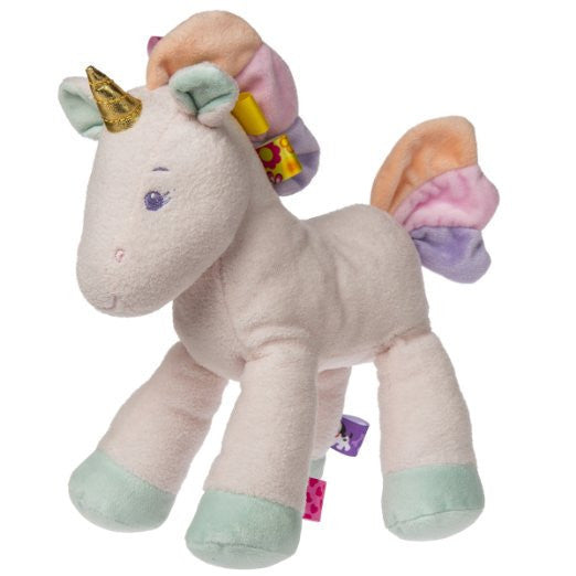Mary Meyers Taggies Dreamsicle Unicorn Soft Toy - JEN'S KIDS BOUTIQUE
