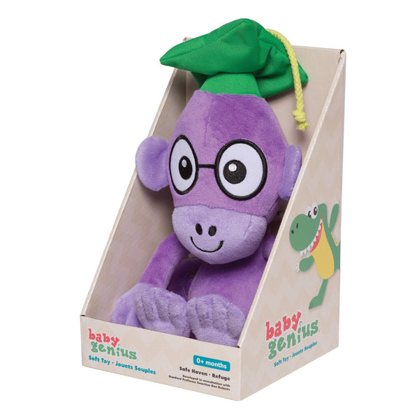 Baby Genius Oboe Soft Stuffed Plush Toy by Manhattan Toy - JEN'S KIDS BOUTIQUE