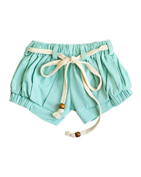 2018 Summer Aqua Bubble Shorts - JEN'S KIDS BOUTIQUE