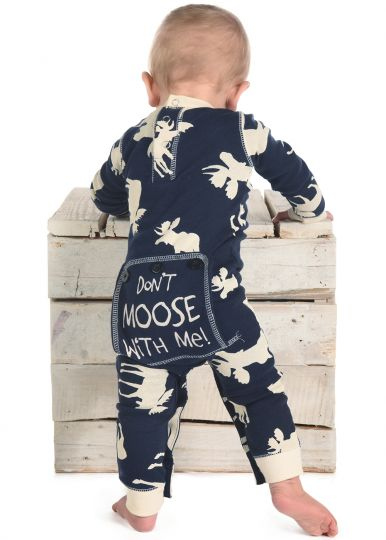 Lazy Z Flapjacks 2017 Blue Classic Moose Infant Flapjacks