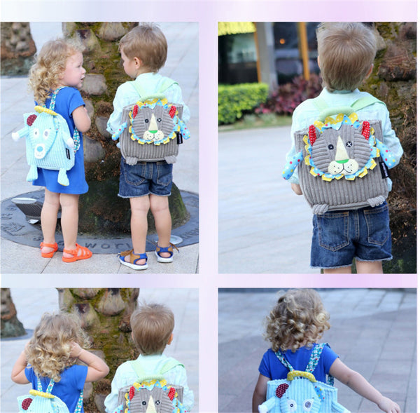 Toddler Corduroy Calf Back Pack - JEN'S KIDS BOUTIQUE