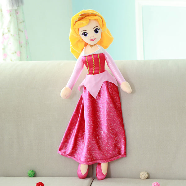 Princess Plush Adorable Rupenzel Dolls - JEN'S KIDS BOUTIQUE