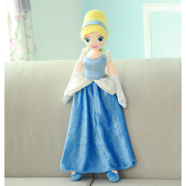 2018 Princess Plush Adorable Cinderella Dolls - JEN'S KIDS BOUTIQUE