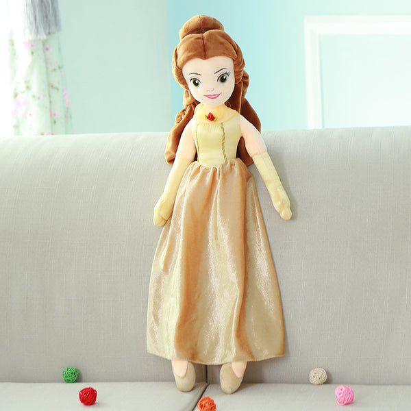 Princess Plush Adorable Bella Dolls - JEN'S KIDS BOUTIQUE