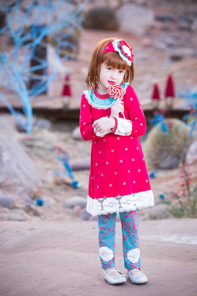 ZaZa Couture St Moritz Dress Set - JEN'S KIDS BOUTIQUE