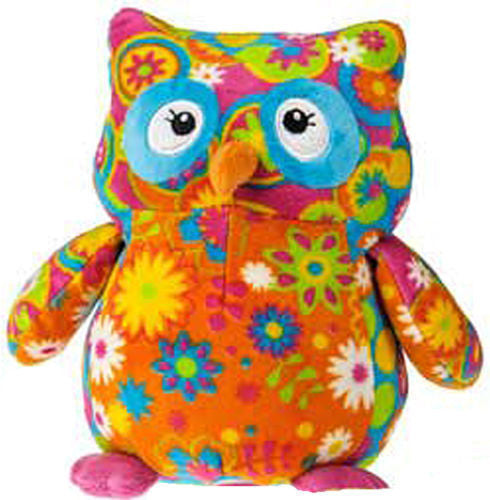 Mary Meyers Print Pizzazz Kiwi Owl - JEN'S KIDS BOUTIQUE