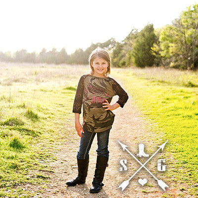 Southern Grace Kids Camo & Bucks - JEN'S KIDS BOUTIQUE
