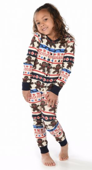 Lazy Z 2017 Sweet Cheeks Kids Flapjack Pajamas