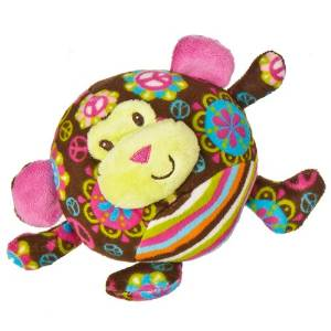 Mary Meyers Print Pizzazz Monkey Hugaroo - JEN'S KIDS BOUTIQUE