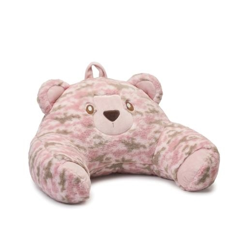 Demdaco Camo Pink Bear Lounger - JEN'S KIDS BOUTIQUE