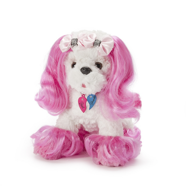 Demdaco Princess of Beverly Hills  Puppy Bag with Best Friends Bracelets - JEN'S KIDS BOUTIQUE