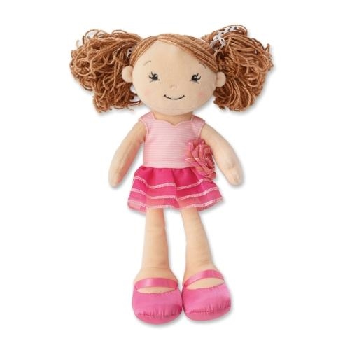 Demdaco Twirling Tutus Doll Francesca - JEN'S KIDS BOUTIQUE
