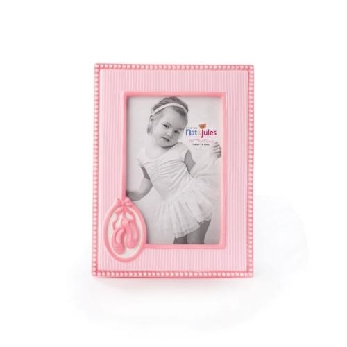 Dance Striped Dance Frame 4 x6V - JEN'S KIDS BOUTIQUE