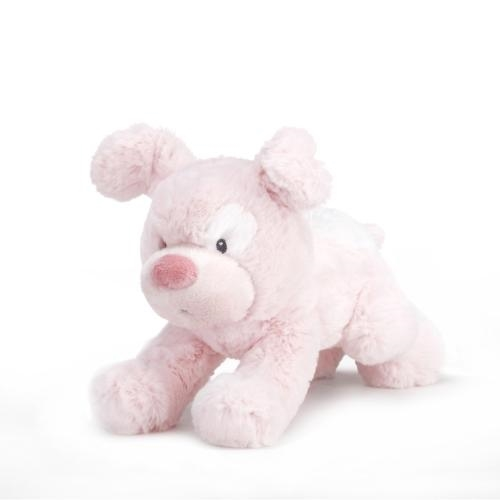 Demdaco small pink puppy - JEN'S KIDS BOUTIQUE
