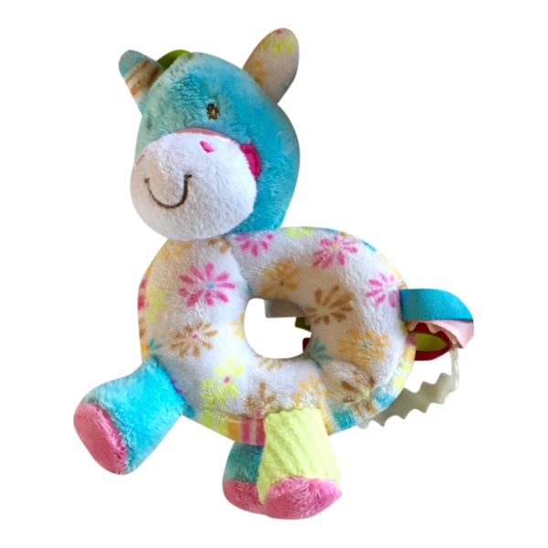 Douglas Horse Play Tivity Rattle - JEN'S KIDS BOUTIQUE