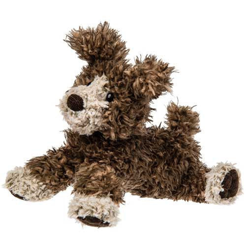 Mary Meyers Fabfuzz Dodger Puppy brown - JEN'S KIDS BOUTIQUE