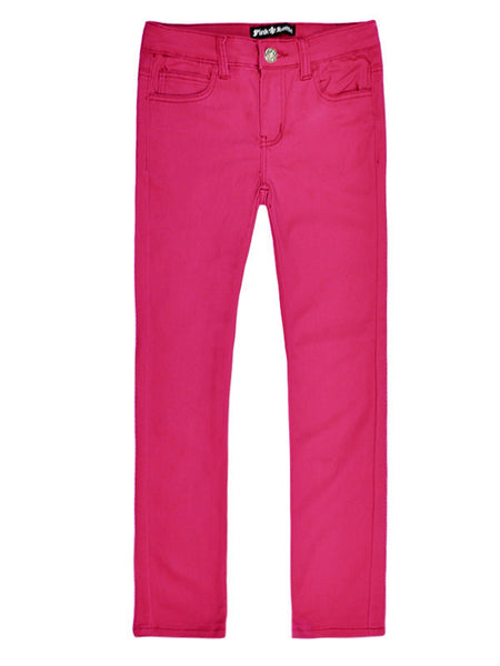 Cutie Patootie Stretch Skinny Pants - JEN'S KIDS BOUTIQUE