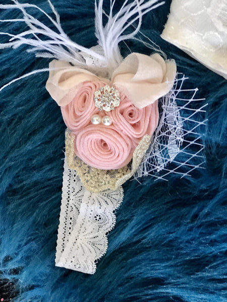 Vintage Stunning Babies & Kids Headbands - JEN'S KIDS BOUTIQUE