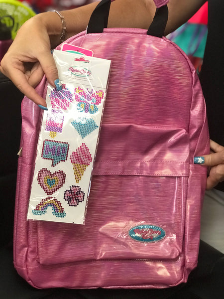 American Jewel Design Your Own Backpacks - JEN'S KIDS BOUTIQUE