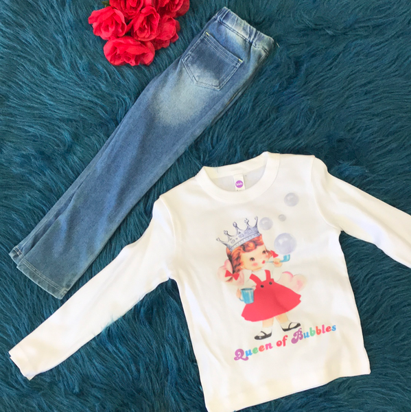 Baby Sara Jegging Pant - JEN'S KIDS BOUTIQUE