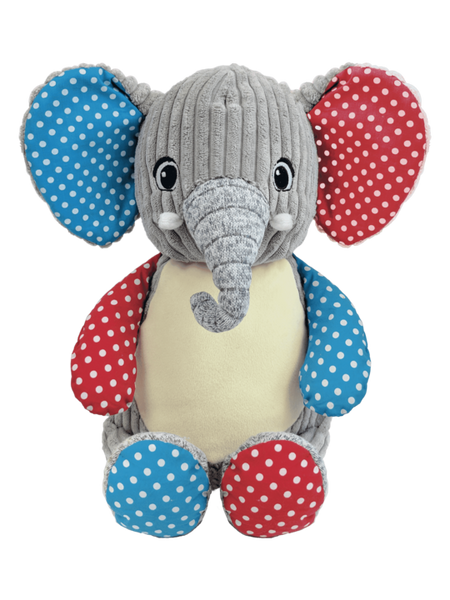 CUBBIES HARLEQUIN  ELEPHANT - JEN'S KIDS BOUTIQUE