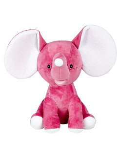 Cubbies Dumble Hot Pink Elephant - JEN'S KIDS BOUTIQUE