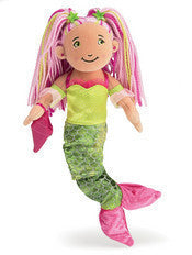 Manhattan Groovy Girls MacKenna Mermaid Green - JEN'S KIDS BOUTIQUE