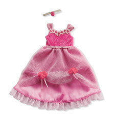 Manhattan Groovy Girls Ever After Princess Gown - JEN'S KIDS BOUTIQUE