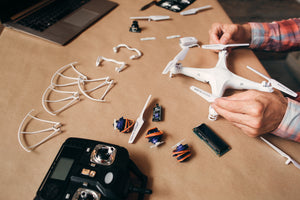 How to Build Your Own Drone: A Beginner's Guide