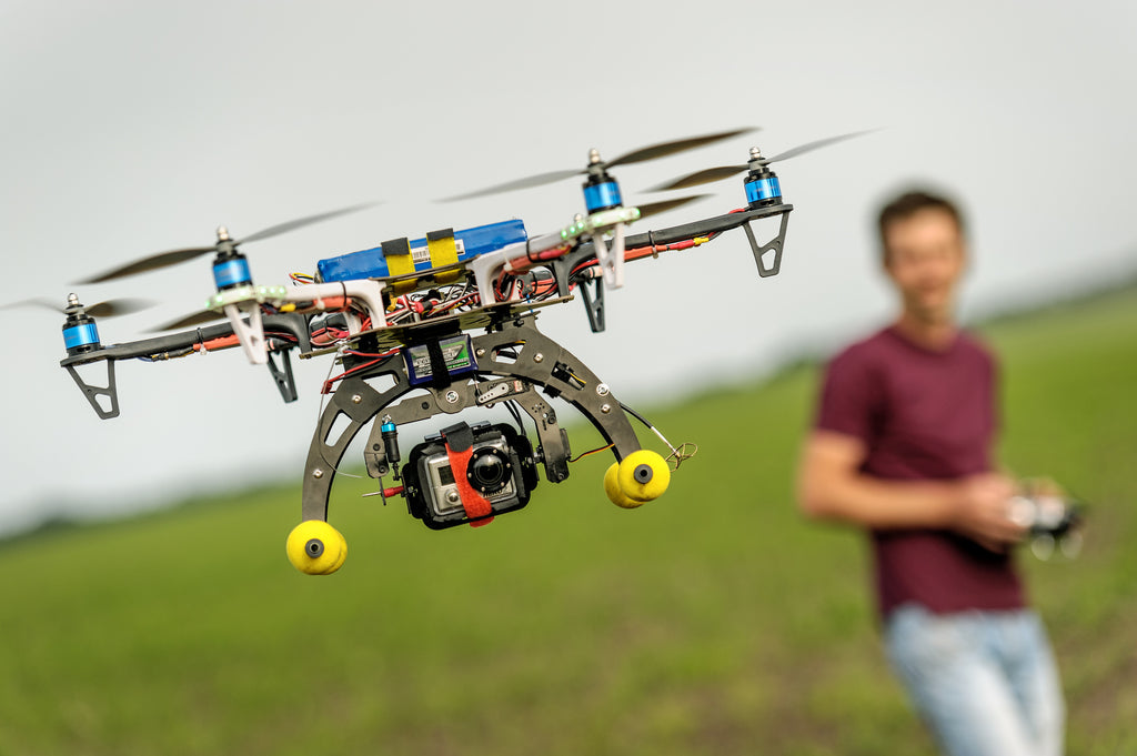 What To Know About Buying A Drone