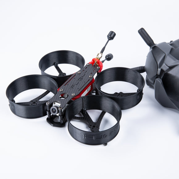 MegaBee 3 Inch FPV Cinewhoop HD Frame For DJI