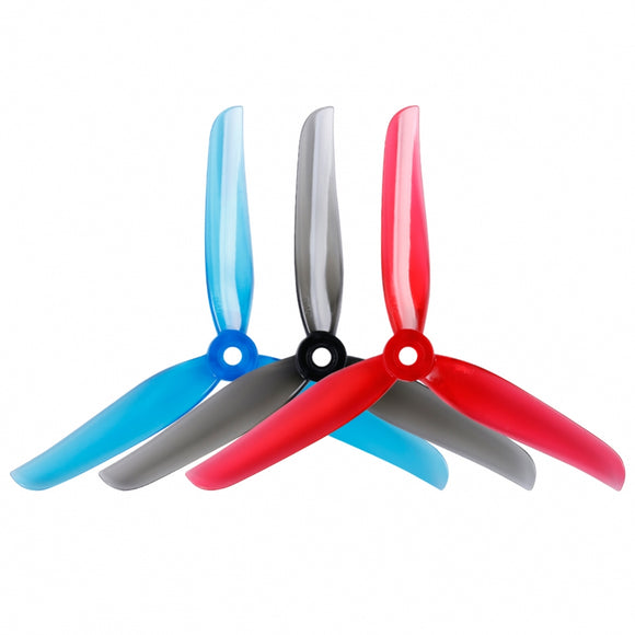 Nazgul 5140 Tri-blades CW CCW Propellers