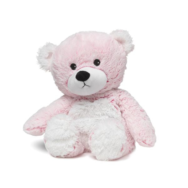 Warmies® Pink Marshmallow Bear