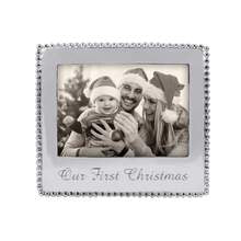 Our First Christmas 5X7 Frame