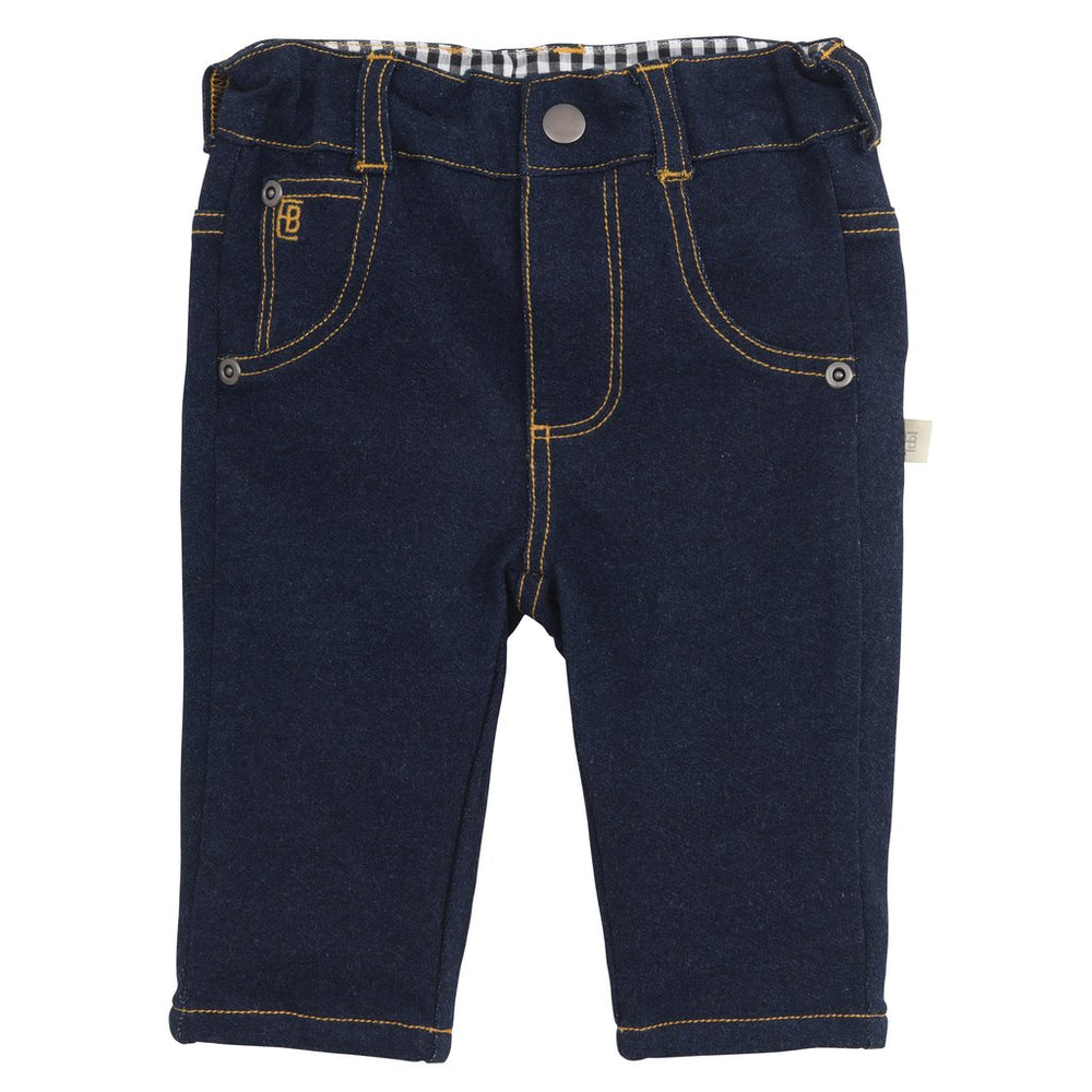 MY FIRST JEANS BOYS 6-12 MONTHS