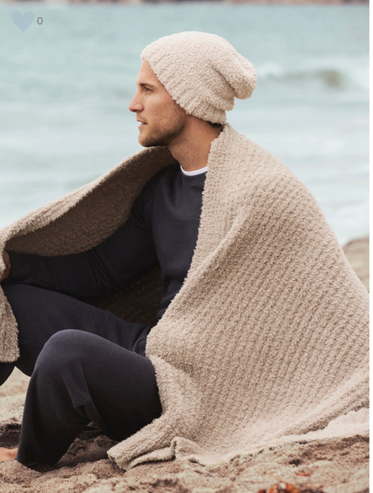 BareFoot Dreams the COZYCHIC® RIBBED THROW