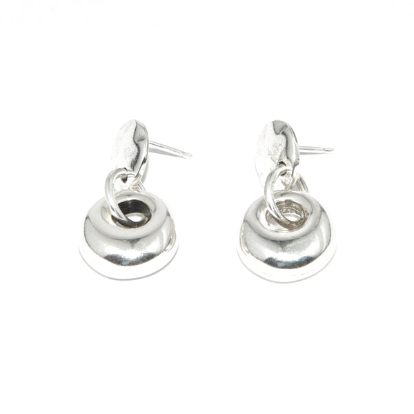 Samakas Silver Earrings Penelope