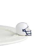 Nora Fleming Penn State Helmet Mini