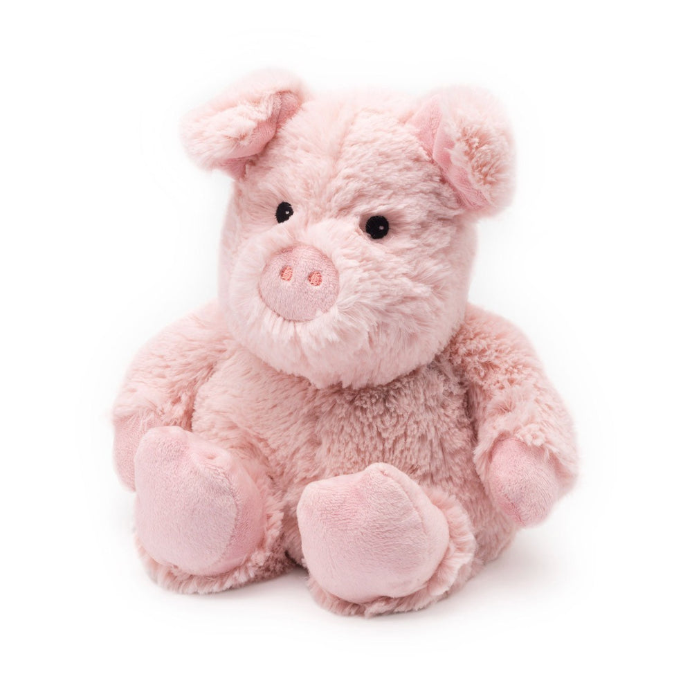 Warmies® Cozy Plush Pink Pig