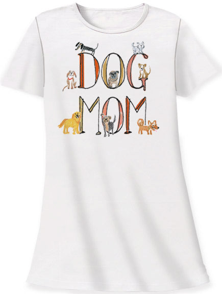 Dog Mom Sleepshirt