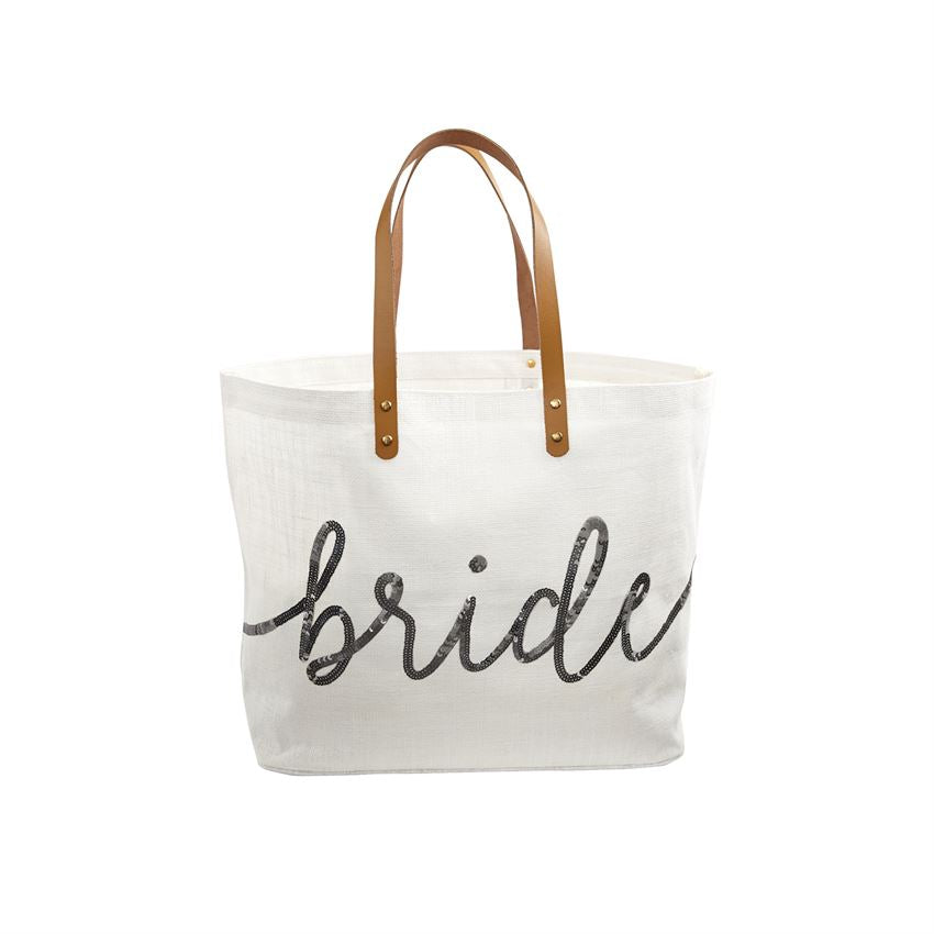 Mud Pie Bride Tote