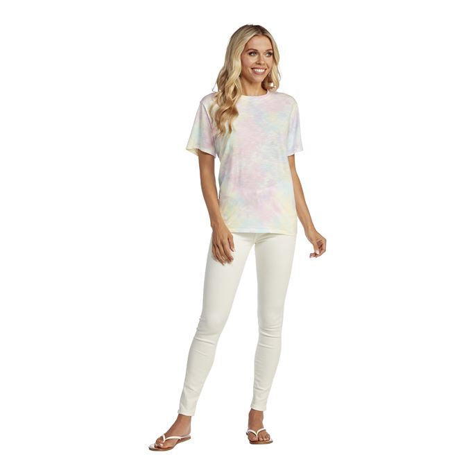 MULTI LILLIAN  TIE DYE T Shirt