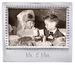 Mr. & Mrs. 4x6 Frame