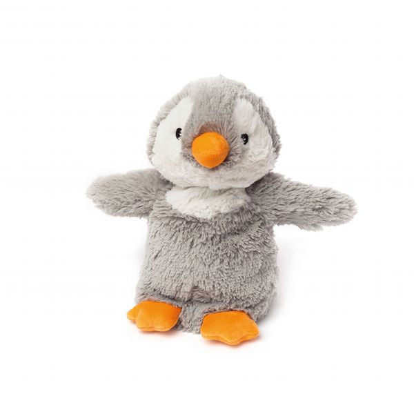 My First Warmies® Gray Penguin