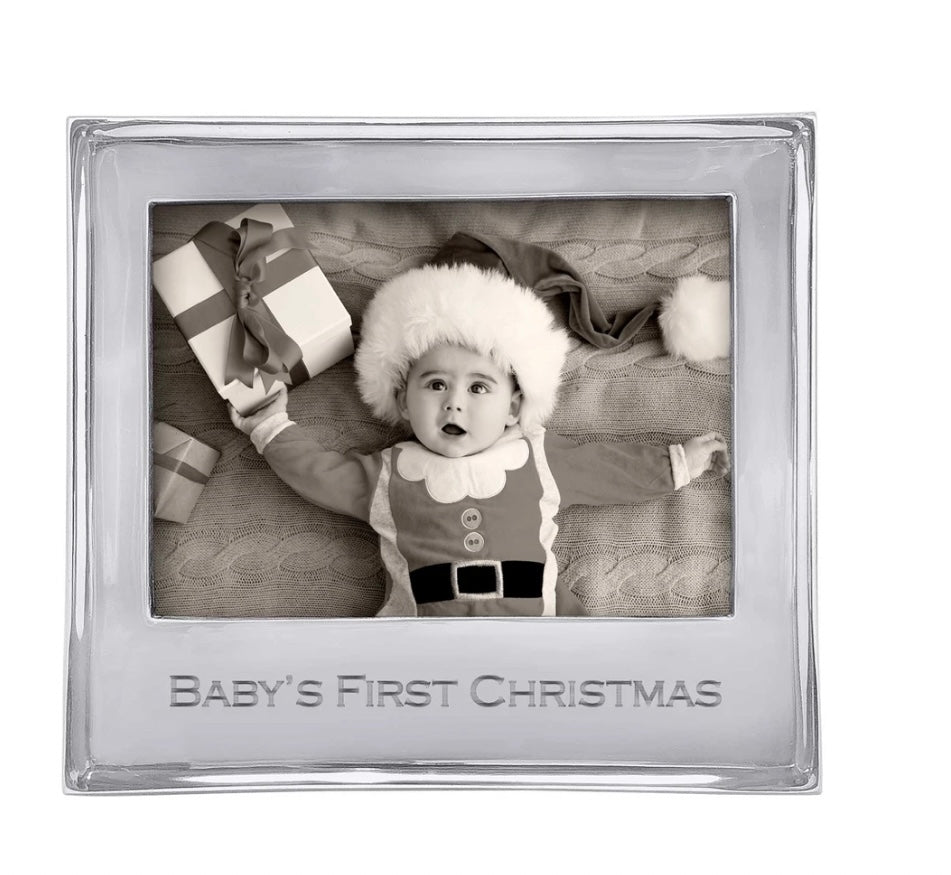 Baby's First Christmas 5 x 7 Frame