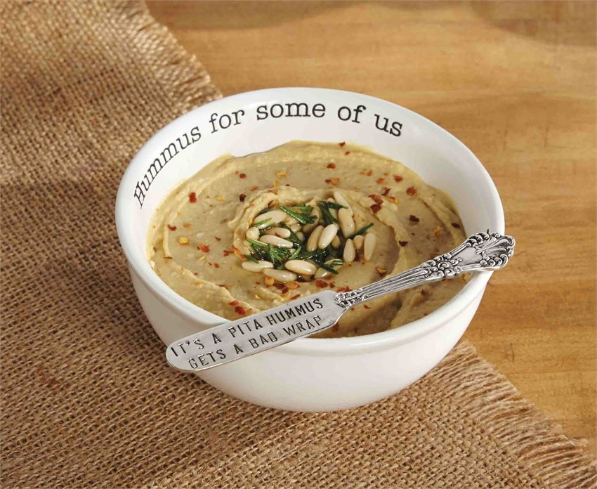 Mud Pie Hummus Dip Set