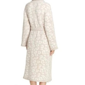 BareFoot Dreams Cozychic In The Wild Robe Stone/Cream