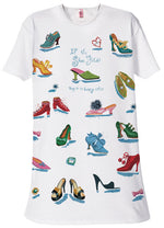 Shoes Sleep Shirt